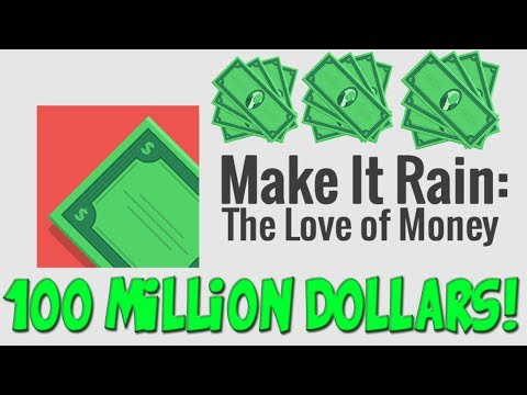 Make It Rain: 100 Million Dollars – The Love of Money (Top App Gameplay)