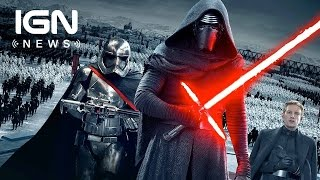 Disney Files Patent for Real-World Lightsaber Battle Tech - IGN News by IGN