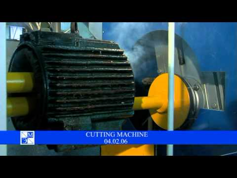 Станок обрезной / Cutting machine