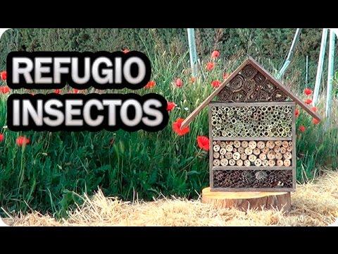 Como Hacer Y Porque Instalar Un Hotel De Insectos O Refugio En El Huerto  La Huertina De Toni