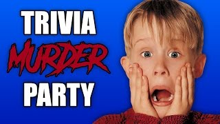 SPOOKY TRIVIA! | Trivia Murder Party (ft. H2O Delirious, Cartoonz, & Ohm)