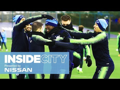 Video: Behind The Scenes with Bernardo Silva | INSIDE CITY 325