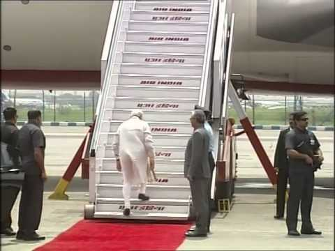 Video PM leaves for 2-day UAE visit download in MP3, 3GP, MP4, WEBM, AVI, FLV January 2017