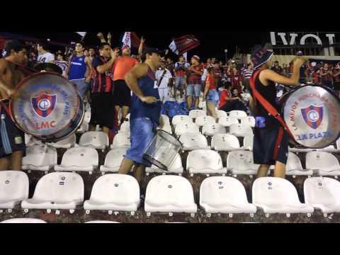 La Mejor Hinchada Del País ( entrada bombos,trompetas y repiques) - La Plaza y Comando - Cerro Porteño - Paraguay - América del Sur