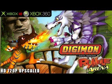 Digimon : Rumble Arena 2 Xbox