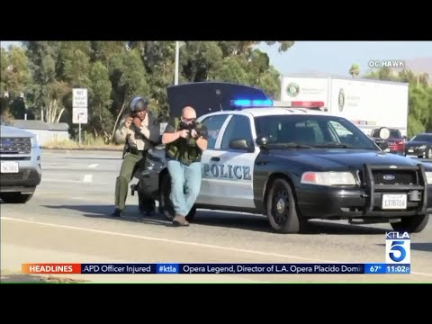Shootout Leaves CHP Officer Dead, 2 Others Wounded