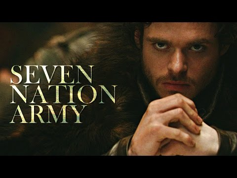 A Brilliantly Bloody Mashup of Game of Thrones and The White Stripes  Seven Nation
