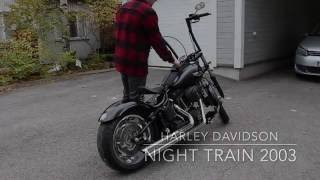 9. Harley Davidson Night Train 2003