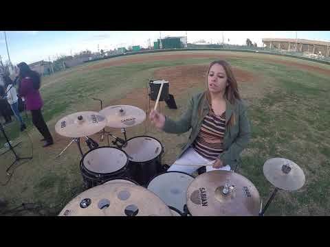 Yahweh (Christine D'Clario)  - Drums Cover By DianixG