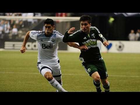Video: Whitecaps 2, Timbers 1 | Match Highlights | Mar. 28, 2015