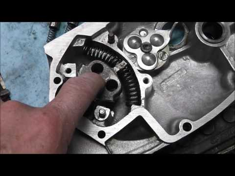 Fixing Triumph 5 Speed Shifting Issues!