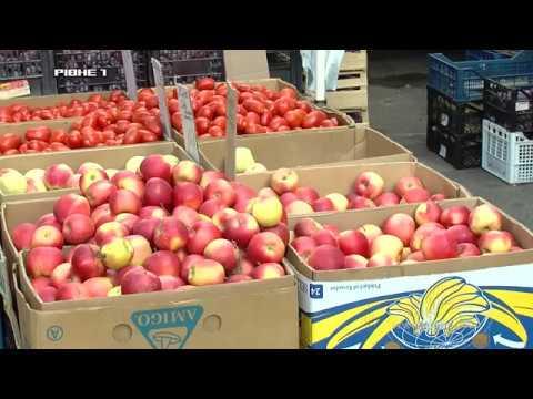 Чому на Рівненщині різко зросли ціни на яблука? [ВІДЕО]