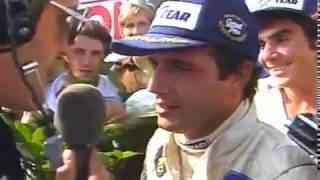 """Ecco il video RAI del GP d'Austria di F.1 del 1982, trasmesso durante la presentazione di """"Ricordando Elio De Angelis"""" tenutasi nel Salone d'Onore del Coni a Roma."""