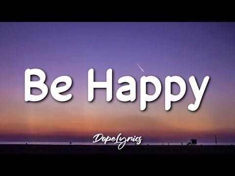Be Happy - Dixie D'Amelio (Lyrics) | But sometimes I don't wanna be happy