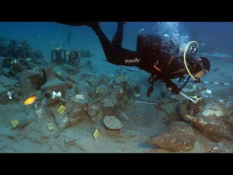 Αλόννησος: Ξεκινούν ξεναγήσεις στο αρχαίο ναυάγιο της Περιστέρας …