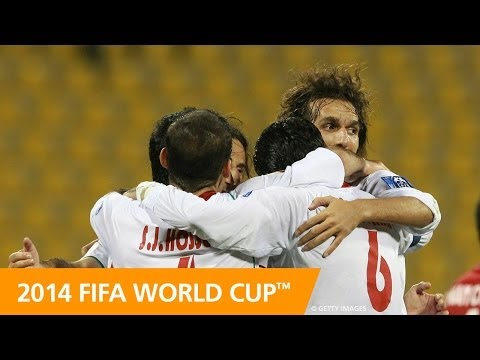 Iran - Featuring interviews with Ashkan Dejagah, Reza Ghoochannejhad and coach Carlos Queiroz, this preview looks at the Iran's FIFA World Cup history (2:25) and wh...