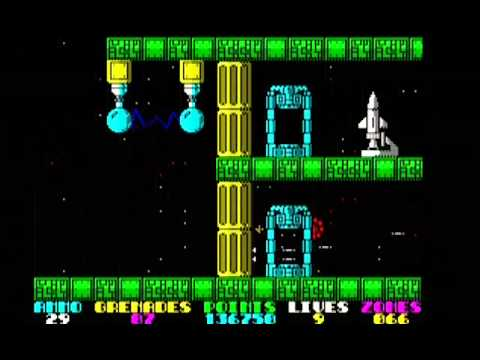 EXOLON - 128K (ZX SPECTRUM - FULL GAME)