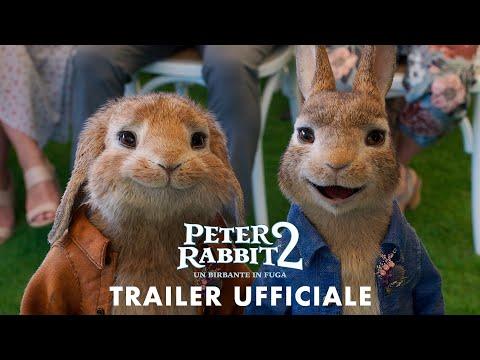 Preview Trailer Peter Rabbit 2: Un birbante in fuga, trailer ufficiale italiano