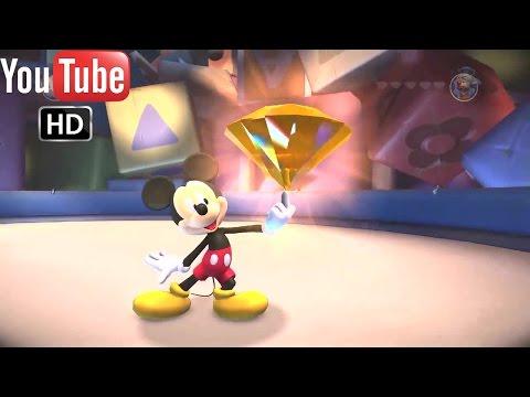 Микки Маус Замок Иллюзий - Страна игрушек