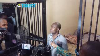 A tour of EFCC underground cells in Abuja