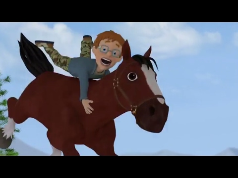 Fireman Sam US New Episodes   Runaway Horse - Norman on the loose   5 Episodes   Videos For Kids