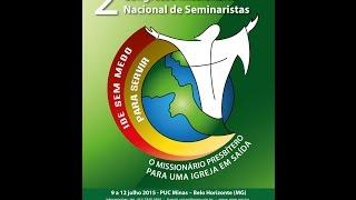 2º Congresso Missionário Nacional de Seminaristas