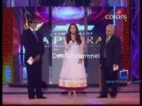 Video Aishwarya Rai Wins Cinematic Excellence Best Actress at Apsara Awards 2011 download in MP3, 3GP, MP4, WEBM, AVI, FLV January 2017