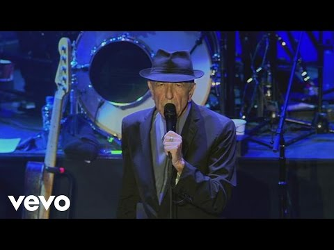 Leonard Cohen - Everybody Knows