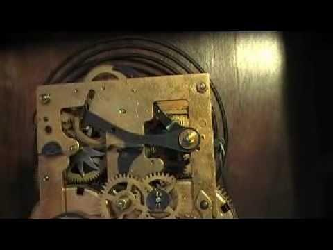Comment reparer une horloge ancienne - Mecanisme pour pendule murale ...