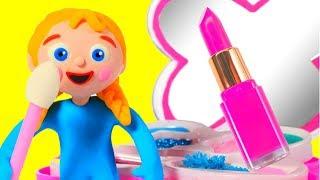 New Make Up Set For Girls ❤ Cartoons For Kids