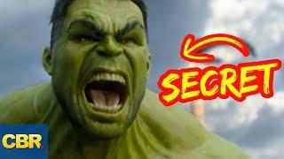 Video 10 Hulk Secrets That Marvel Kept Hidden MP3, 3GP, MP4, WEBM, AVI, FLV Agustus 2017