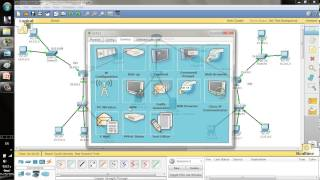 Building Cisco lab using packet tracer by Mohamed Eid  بالعربي