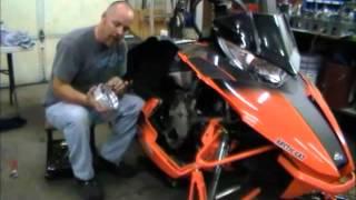 3. Arctic Cat Proclimb Belt Drive Install