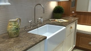 Buying a new kitchen sink