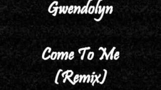 1984 Gwendolyn - Come To Me Excellent version of this House, almost freestyle track from Vince Lawrence and Jesse Saunders.