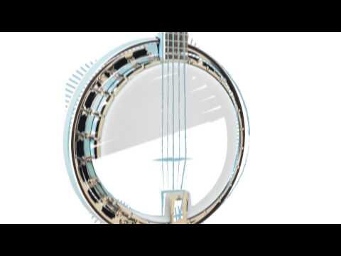 The Recording King Starlight Series Banjos