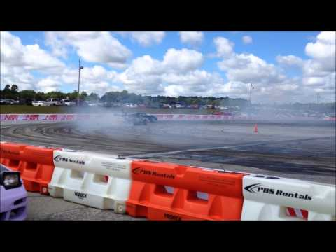 Jonathan Nerren Drifting at 2013 NOPI Nationals