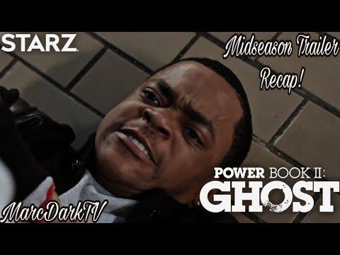 POWER BOOK II: GHOST OFFICIAL  MIDSEASON TRAILER RECAP!!!