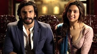 Join Deepika Padukone and Ranveer Singh on a G+ Hangout for Ram-leela