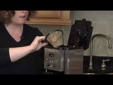 Review Best Coffeemaker Cuisinart DCC 1200 Brew Central 12-Cup