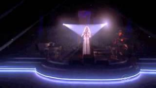 Natural Woman - Delta Goodrem on Dancing With The Stars (US) - May 10
