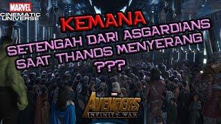 Video Where Did Half Of Asgardians Go When Thanos Attacked? Avengers Infinity War | Marvel Indonesia MP3, 3GP, MP4, WEBM, AVI, FLV September 2018