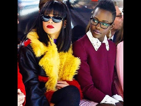 The Layover | Thanks to Black Twitter(again). Netflix OK's Movie Deal With Rihanna, Lupita, & Ava