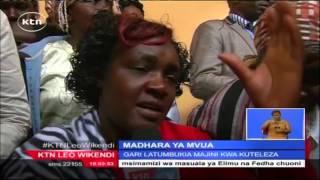 Watu 13 Wafariki Baada Ya Matatu Kuingia Kwenye Mto Murang'a Gatundu