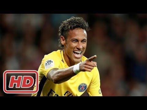 Neymar Debut vs Guingamp 1080i - Goal & Skills - 13 August 2017[Petra Metzger]