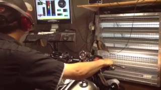 6. 2012 Yamaha Raider Dyno