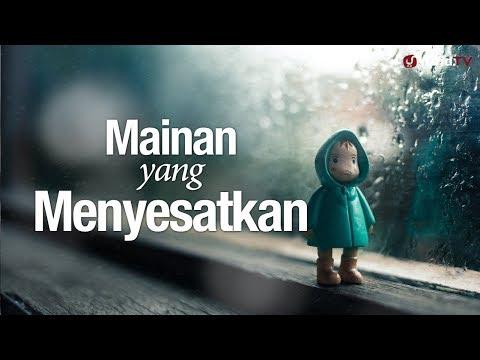 Ceramah Singkat: Mainan yang Menyesatkan - Ustadz Ahmad Zainuddin, Lc.