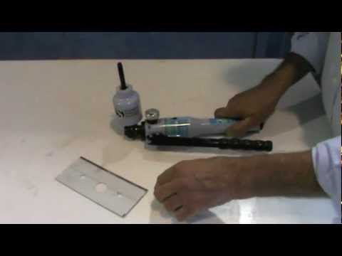 HP-2 Hydraulic Hole Punch Demonstration
