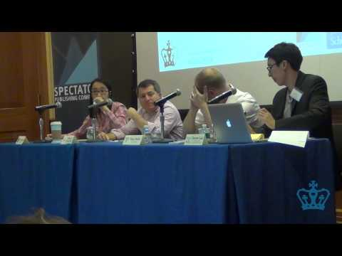 Columbia Media Conference 2014: The Panel