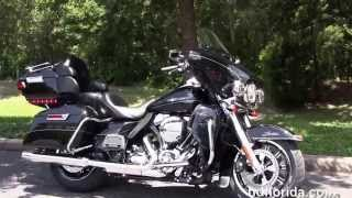 6. New 2015 Harley Davidson Ultra Limited Motorcycles for sale - 2016 models soon